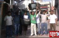 टिम इंडिया की हार पर लोगो ने तोड़ी अपनी टीवी .