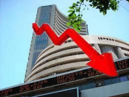 शेयर बाजार में 21 महीने की सबसे लंबी गिरावट