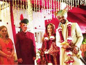 अरणोदय सिंह ने गुपचुप तरीके से की शादी