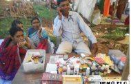 झोलाछाप डॉक्टर ने ली गरीब की जान.