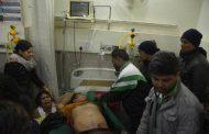 जबलपुर में अंधाधुंध फायरिंग में कांग्रेस नेता और उसके दोस्त की मौत ।