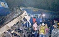 हीराखंड हादसा : अब तक 32 लोगों की मौत ,60 लोग घायल,माओवादियों के हाथ होने की आशंका.