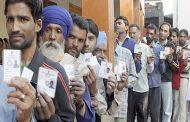 पंजाब चुनाव : तीन बजे तक हुआ 52 फीसदी मतदान.