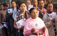 मणिपुर के 34 मतदान केंद्रों पुनर्मतदान जारी