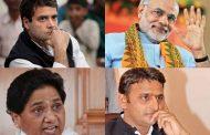 एक्जिट पोल:  भाजपा को राहत, तो सपा-बसपा और कांग्रेस हुई आहत !