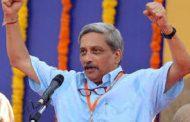 चौथी बार गोवा के मुख्यमंत्री बने मनोहर पर्रिकर.