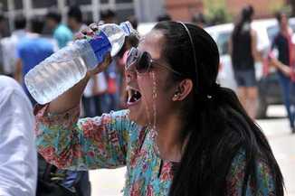 Photo of गर्मी ने किया लोगो को परेशान , बांदा में 44 डिग्री पहुंचा तापमान