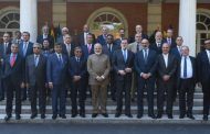 स्पेन पहुंचे पीएम मोदी, स्पेनिश राष्ट्रपति, सीईओ से मिले, भारत में निवेश का न्यौता दिया
