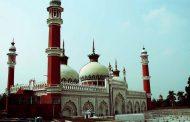 गोलाबढ़ में मस्जिद निर्माण को लेकर हंगामा