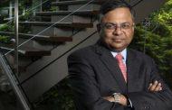टाटा समूह के चेयरमैन एन चंद्रशेखरन् का वेतन 30 करोड़ रुपये