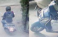 सावधान : पालघर में हेलमेट वाले कुरियर मैन की फ़ैल रही है दहशत !