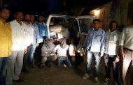 नाशिक से भिवंडी व गणेशपुरी में बिस्फोटक बेचने आए 3 लोग गिरफ्तार .
