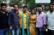 पवन सिंह की 'धड़कन' की शूटिंग बड़े पैमाने पर मुंबई में