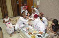 दूसरे दिन भी मनी ईद की खुशियां, जश्न के साथ दावतों का सिलसिला