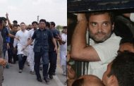मध्य प्रदेश : किसानो के परिजनों से मिलने जा रहे काग्रेंस उपाध्यक्ष राहुल गांधी समेत कई कांग्रेसी नेता गिरफ्तार