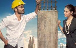 धनुष-काजोल की तमिल फिल्म का म्यूजिक लांच