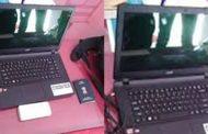 जिससे चोरी किया , उसी के पास पहुंचा लैपटॉप बेचने !