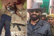 राजस्थान का कुख्यात गैंगस्टर आनंद पाल एनकाउंटर में मारा गया.