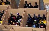 यूपी-बिहार की सीमा पर अवैध रूप से शराब माफियाओं का खेल जारी , पुलिस बेबस