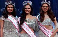 हरियाणवी छोरी मनुषि चिल्लर ने जीता 'मिस इंडिया' का ताज