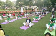 योग दिवस पर उत्सव जैसा होगा माहौल, 1100 लोग करेगें योग