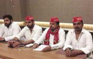 छात्रों का प्रदर्शन धारा-144 का उल्लंघन, तो जीएसटी का विरोध क्या?: सपा