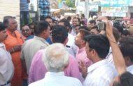 भाजपा कार्यकर्ता का सपा समर्थित प्रधान व साथियों ने थाने में फोड़ा सिर