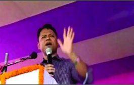 बिहार : औरंगाबाद DM का विवादास्पद बयान कहा- अपने बीवी को बेच दो और पी लो शराब.