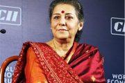 कांग्रेस हिमाचल प्रभारी अंबिका सोनी का इस्तीफा, शिंदे को जिम्मेदारी संभव