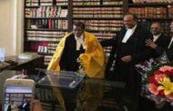 केके वेणुगोपाल ने अटॉर्नी जनरल का पदभार संभाला