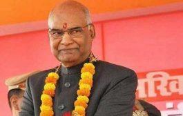 राष्ट्रपति के कानपुर आवास की सुरक्षा बढ़ी, जश्न करने पहुंच रहे पार्टी कार्यकर्ता