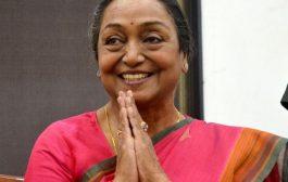 राष्ट्रपति चुनाव : मूल्यों की राजनीति पर हमारी प्रतिबद्धता : मीरा कुमार