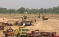 पालघर जिला : रेती माफियाओं पर पुलिस की बड़ी कार्रवाई  , करोड़ों की रेती जब्त