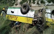 हिमाचल प्रदेश : रामपुर बस दुर्घटना में अब तक 29 लोगों की मौत , 9 घायल