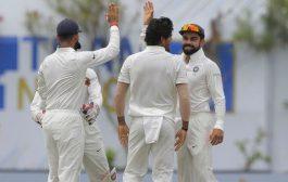 पहले टेस्ट में भारत ने श्रीलंका को 304 रनों से हराया