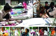 गोरखपुर हादसा: डीएम ने सौंपी रिपोर्ट, ऑक्सीजन की कमी का हुआ खुलासा..
