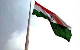स्वतंत्रता दिवस पर सभी ने लिया भारत नवनिर्माण का संकल्प