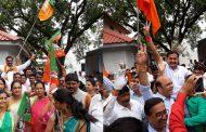 पालघर जि.प. अध्यक्ष पद पर बीजेपी के विजय खरपडे व उपाध्यक्ष पद पर शिवसेना के नीलेश गंधे का चयन