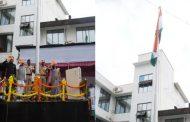 पालघर में 70 वा स्वतंत्रा दिवस बड़े धूमधाम से मनाया गया