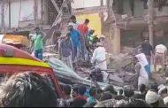 मुंबई में तीन मंजिला इमारत गिरी, 4 मरे, 35 से ज्यादा घायल
