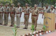 सशस्त्र सीमा बल के 14 अधिकारी हुए सम्मानित