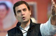 संघ ने सत्ता मिलने पर तिरंगे को सलाम करना सीखा : राहुल गांधी