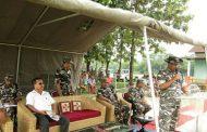 एसएसबी की 64वीं वाहिनी ने ग्रामीणों के लिए लगाया चिकित्सा शिवर