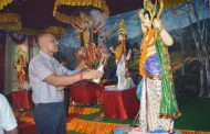 दुर्गोत्सव पर एनडीआरएफ में भव्य आयोजन