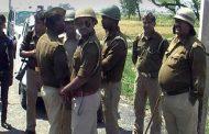 आगरा पुलिस ने मुठभेड़ के बाद तीन बदमाश पकड़े