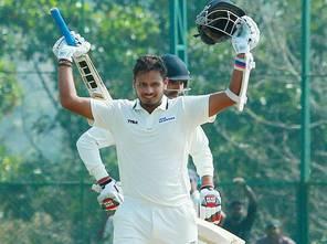 अमित गौतम की शतकीय पारी, राजस्थान ने पहले दिन बनाए 250 रन