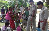 रोहिंग्या नहीं बिहार के खानाबदोश निकले संदिग्ध,पुलिस ने ट्रक से रवाना किया