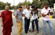 बौद्ध सर्किट पर फ़िल्म निर्माण में जुटी श्रीलंका सरकार, कुशीनगर में हो रही शूटिंग