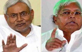 लालू ने कहा- अब जरा आएं नीतीश कुमार , सात जन्म में भी नहीं लूंगा अपने साथ