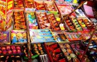 मेरठ में पटाखों की बिक्री पर एक नवम्बर तक प्रतिबंध लगा